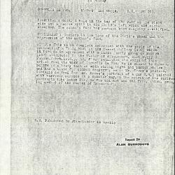 Image for K1065 - Alan Burroughs report, circa 1930s-1940s