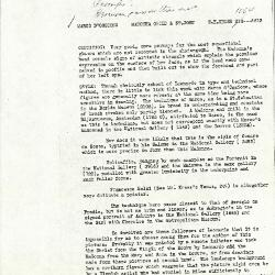 Image for K1064 - Alan Burroughs report, circa 1930s-1940s