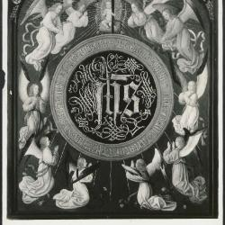 Image for K1071 - Art object record, circa 1930s-1950s