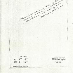 Image for K0108 - Expert opinion by Perkins, circa 1920s-1940s