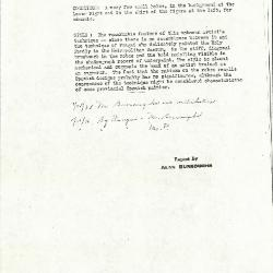 Image for K1076 - Alan Burroughs report, circa 1930s-1940s