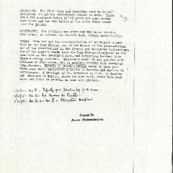 Image for K1072 - Alan Burroughs report, circa 1930s-1940s