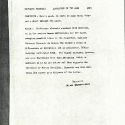 Image for K1084 - Alan Burroughs report, circa 1930s-1940s