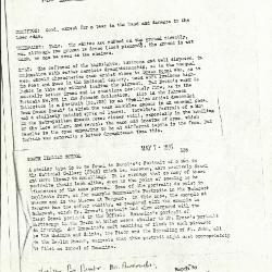 Image for K1070 - Alan Burroughs report, circa 1930s-1940s
