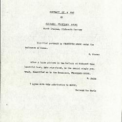 Image for K1070 - Expert opinion by Fiocco et al., circa 1930s-1940s