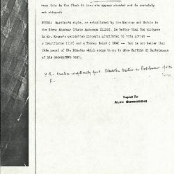 Image for K1075 - Alan Burroughs report, circa 1930s-1940s