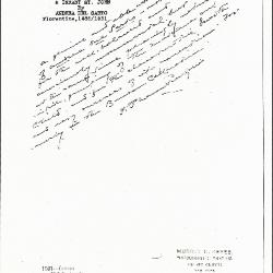 Image for K1081 - Expert opinion by Perkins, circa 1920s-1940s