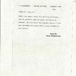 Image for K1095 - Alan Burroughs report, circa 1930s-1940s
