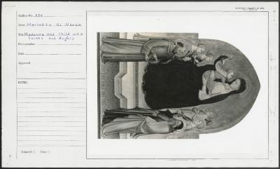 Image for K1093 - National Gallery of Art mounted photograph, circa 1940s-1950s