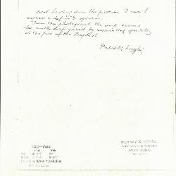 Image for K1089 - Expert opinion by Longhi, circa 1920s-1950s