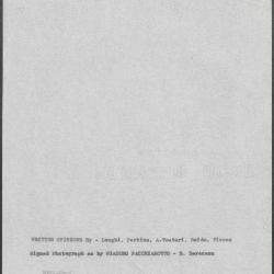 Image for K1095 - Art object record, circa 1930s-1950s
