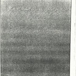 Image for K1098 - Expert opinion by Fiocco, 1937
