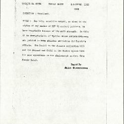 Image for K1102 - Alan Burroughs report, circa 1930s-1940s