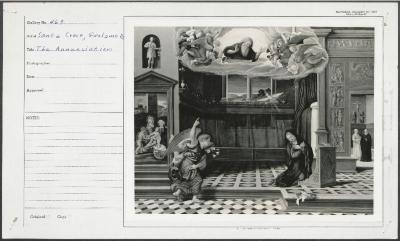 Image for K1103 - National Gallery of Art mounted photograph, circa 1940s-1950s