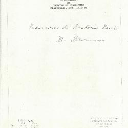 Image for K1108A - Expert opinion by Berenson, circa 1920s-1950s