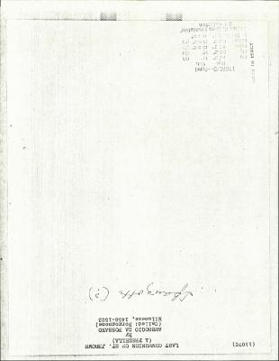 Image for K1107C - Expert opinion by Berenson, circa 1920s-1950s