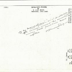 Image for K0111 - Expert opinion by Perkins, circa 1920s-1940s