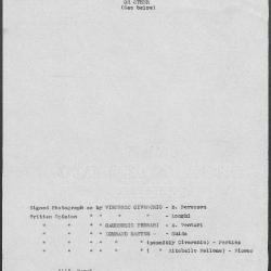 Image for K1115 - Art object record, circa 1930s-1950s