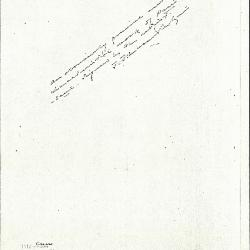 Image for K1112 - Expert opinion by Perkins, circa 1920s-1940s