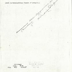 Image for K0112 - Expert opinion by Perkins, circa 1920s-1940s
