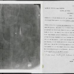 Image for K1119 - Alan Burroughs report, circa 1930s-1940s