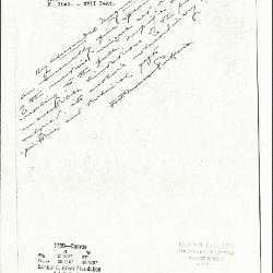 Image for K1130 - Expert opinion by Perkins, circa 1920s-1940s