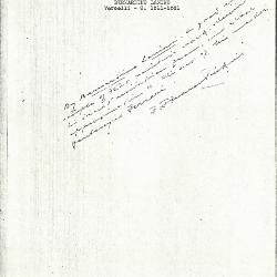 Image for K1126 - Expert opinion by Perkins, circa 1920s-1940s