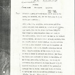 Image for K1123B - Alan Burroughs report, circa 1930s-1940s