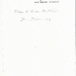 Image for K1124 - Expert opinion by Berenson, circa 1920s-1950s