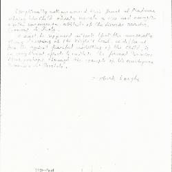 Image for K1142 - Expert opinion by Longhi, circa 1920s-1950s
