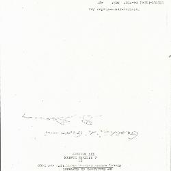 Image for K0114 - Expert opinion by Berenson, circa 1920s-1950s