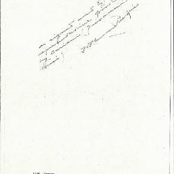 Image for K1136 - Expert opinion by Perkins, circa 1920s-1940s