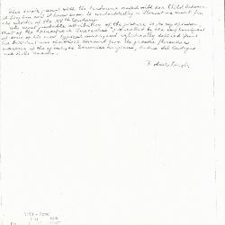 Image for K1148 - Expert opinion by Longhi, circa 1920s-1950s