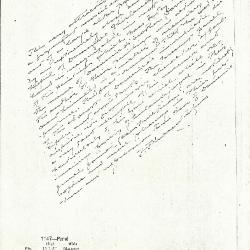 Image for K1147 - Expert opinion by Perkins, circa 1920s-1940s