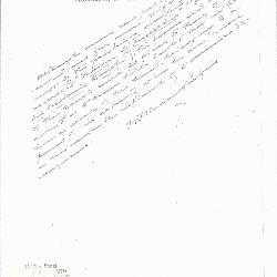 Image for K1148 - Expert opinion by Perkins, circa 1920s-1940s
