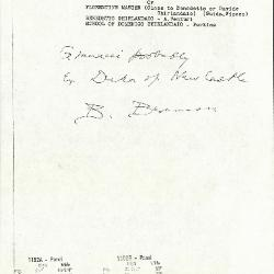 Image for K1152A - Expert opinion by Berenson, circa 1920s-1950s