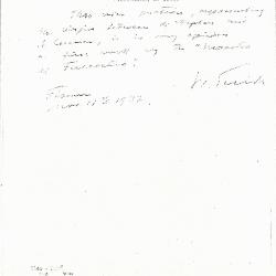 Image for K1148 - Expert opinion by Suida, 1937
