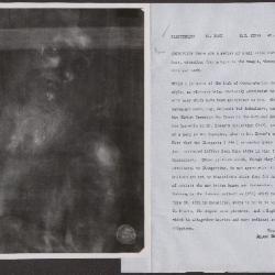 Image for K1159 - Alan Burroughs report, circa 1930s-1940s
