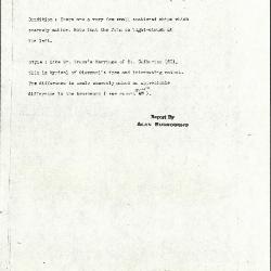 Image for K1161 - Alan Burroughs report, circa 1930s-1940s