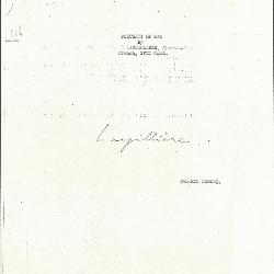 Image for K0116 - Expert opinion by Longhi, circa 1920s-1950s