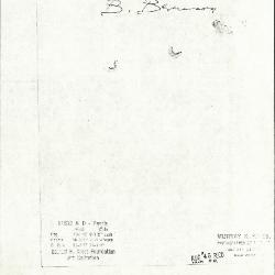 Image for K1163B - Expert opinion by Berenson, circa 1920s-1950s