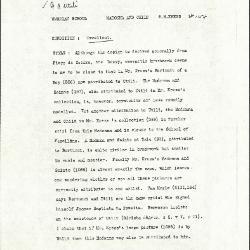 Image for K1154 - Alan Burroughs report, circa 1930s-1940s