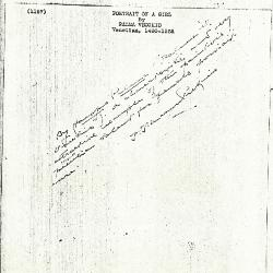 Image for K1157 - Expert opinion by Perkins, circa 1920s-1940s