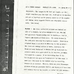 Image for K1157 - Alan Burroughs report, circa 1930s-1940s