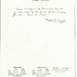 Image for K1155 - Expert opinion by Longhi, circa 1920s-1950s