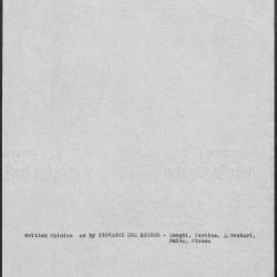 Image for K1161 - Art object record, circa 1930s-1950s
