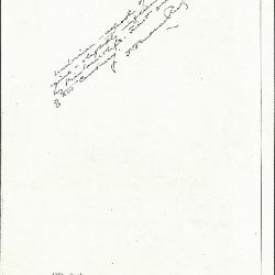 Image for K1154 - Expert opinion by Perkins, circa 1920s-1940s