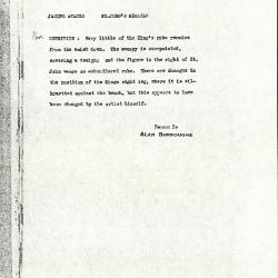 Image for K1168 - Alan Burroughs report, circa 1930s-1940s