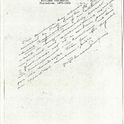 Image for K1172 - Expert opinion by Perkins, circa 1920s-1940s