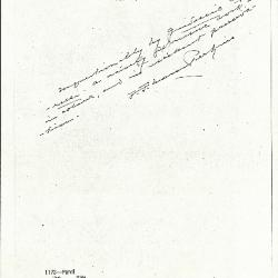 Image for K1173 - Expert opinion by Perkins, circa 1920s-1940s